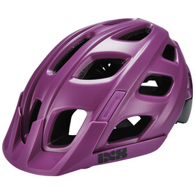IXS Trail XC Bike Helmet purple